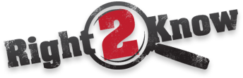 right2know logo